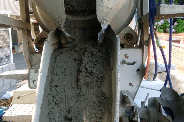 生コンクリートの製造